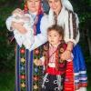 Баба Елена, Тиана, Вероника и Виталий