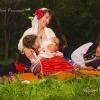 Тодор, Вероника и Тиана с Виталий в тандем