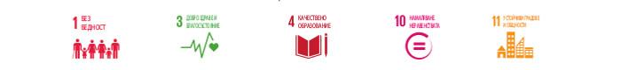 ССК 2017 Цели за устойчиво развитие към тематична област 2